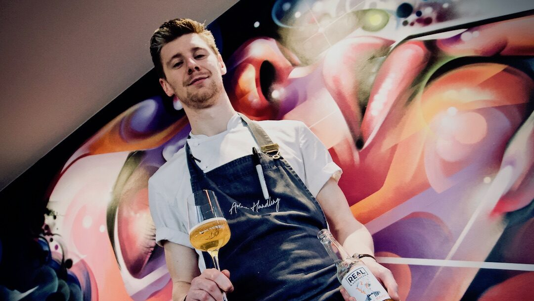 Real Kombucha Meets: Jamie Park, Head Chef at The Frog Hoxton (video)