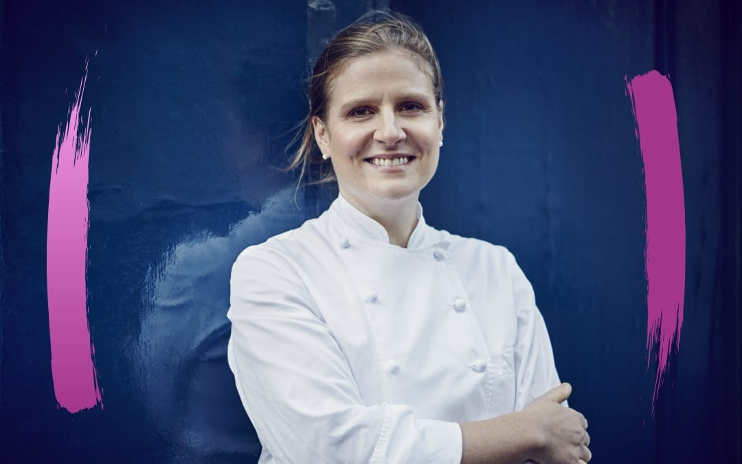 Chefs' Manifesto: Chantelle Nicholson and Sustainability on the Real Podcast