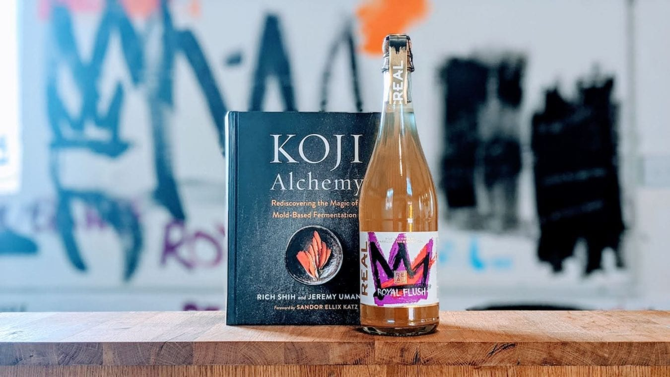 Koji Alchemy – A podcast interview with Jeremy Umansky and Rich Shih